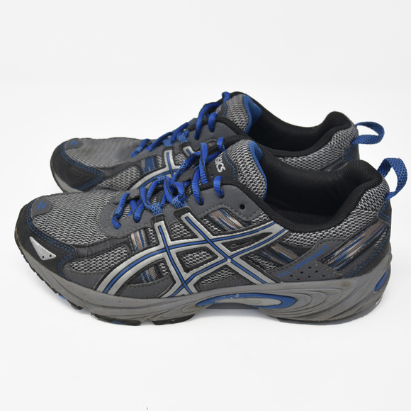 asics men's hiking shoes